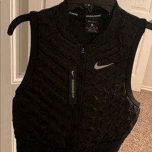 Nike Down Vest Running Apparel Aeroloft